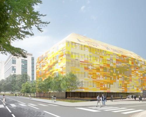 Centre recherche en biomédecine de Strasbourg