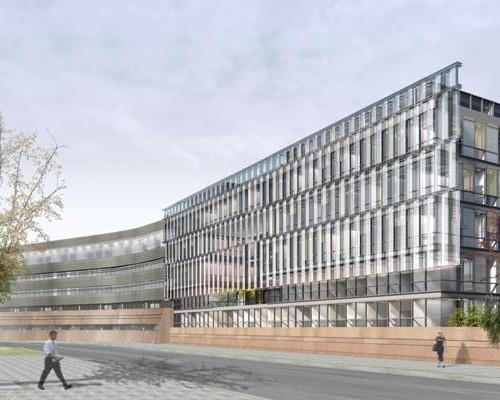 Extension de l'hôtel du département du Bas-Rhin à Strasbourg