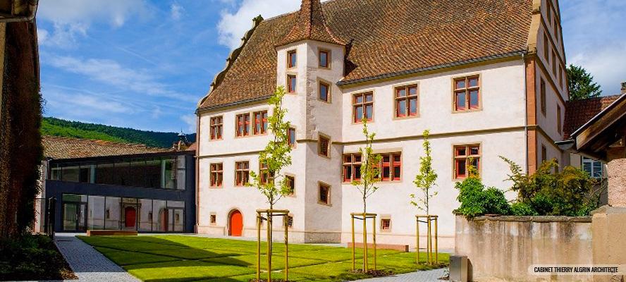 Ateliers de la seigneurie à Andlau