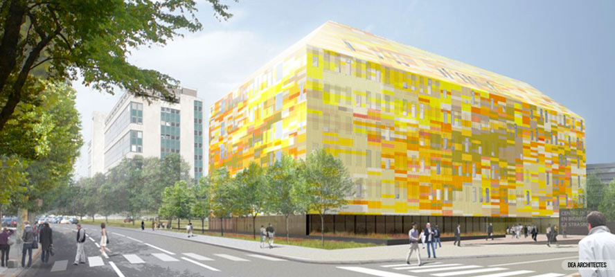 Centre biomedecine de Strasbourg