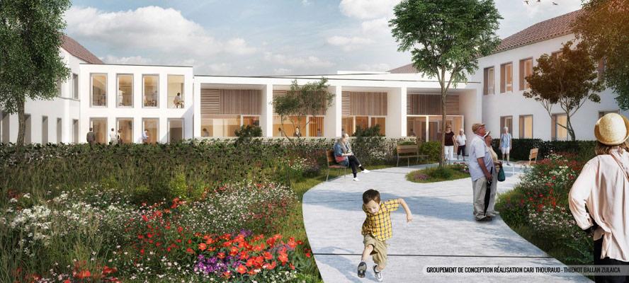 Centre hospitalier de Montmirail
