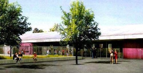 Demi-pension du collège Bugatti de Molsheim
