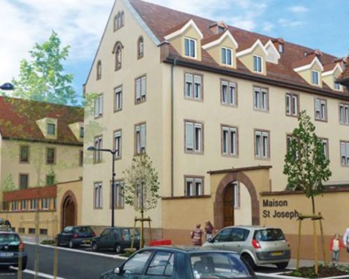 EHPAD Notre Dame St Joseph à Niederbronn