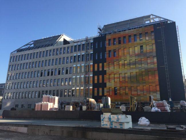 Hopital Universitaire Strasbourg CRBS Strasbourg - MP CONSEIL - Marchés Publics de Construction - Strasbourg Nancy Mulhouse Reims Lille - AMO assistance à maîtrise d'ouvrage et Programmation