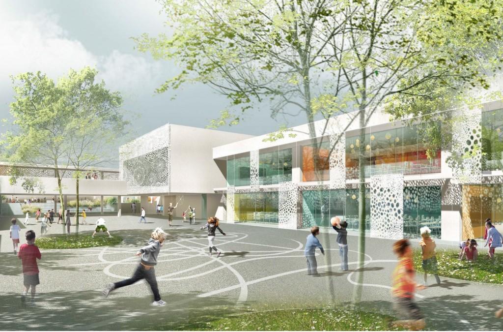 GPE SCOLAIRE WINGERSHEIM - Strasbourg Nancy Mulhouse Reims Lille - AMO assistance à maîtrise d'ouvrage et Programmation